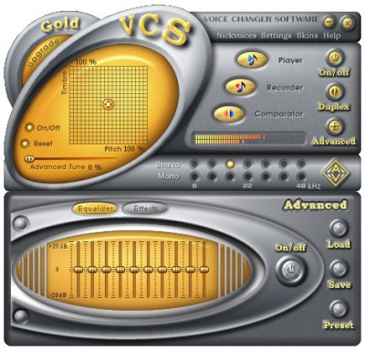 Telephone Voice Changer Software